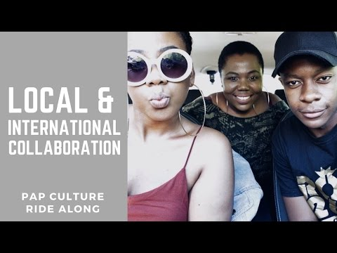 LOCAL & INTERNATIONAL COLLABORATION ft. Tashinga Mutakwa