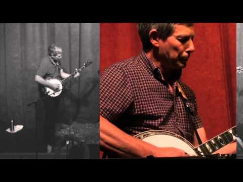 Written on the Moon performed by Cripple Creek bluegrass band