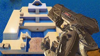 PYRAMID ZOMBIES & MINECRAFT ONE WINDOW CHALLENGE! (Call of Duty Black Ops 3 Custom Zombies)