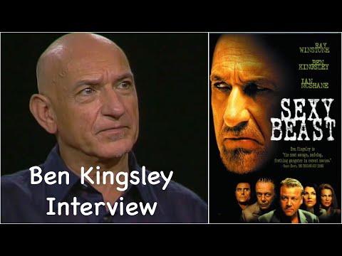 Ben Kingsley Interview (Sexy Beast Film) Charlie Rose 2001