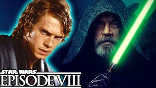 Anakin Skywalker in The Last Jedi? - Star Wars News Explained
