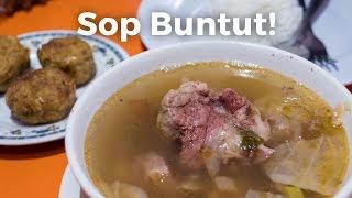 Indonesian Oxtail Soup (Sop Buntut)!