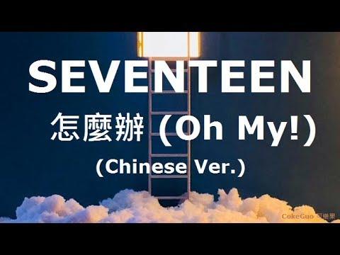 [RADIO AUDIO] SEVENTEEN - 怎麼辦 (Oh My!) (Chinese Ver.) | Taiwanese Edition