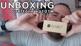 Unboxing #23: Snab OverTone EP-101M BT || Pierwsze Wrażenia i Test Na Wypadanie