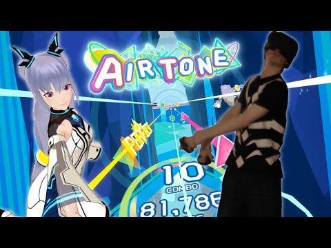 My Favorite VR Rhythm Game | Airtone