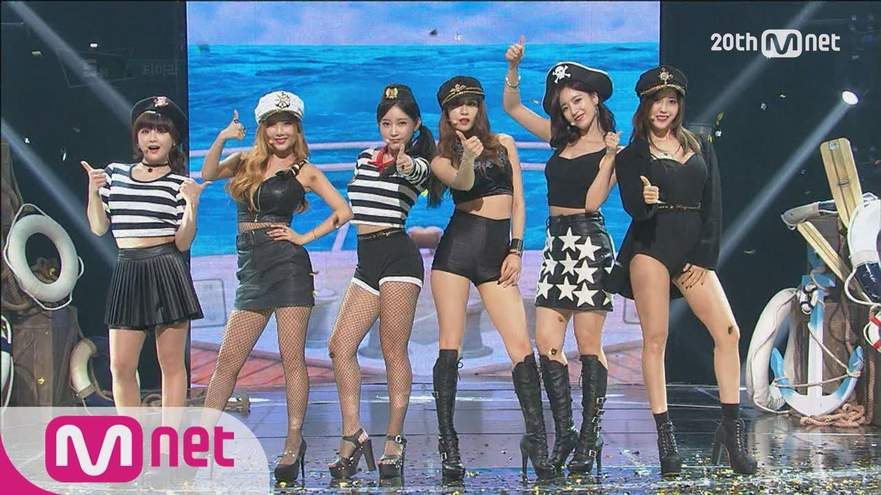 tara so crazy comeback stage m countdown 150820 ep