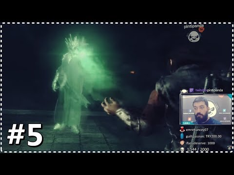 Download Youtube: NAZGUL ile İLK KARŞILAŞMA | Middle Earth : Shadow of War #5