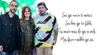 Carolina Deslandes Agir e Diogo Piçarra Respirar (Letra)