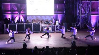 TRIBAL SEXY CREW - Hip Hop International Peru 2014
