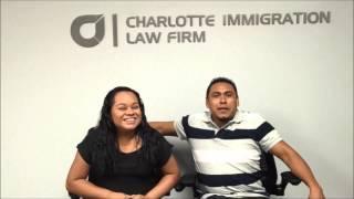 Testimonios de Clientes |  Visa de Prometida K1 en El Salvador