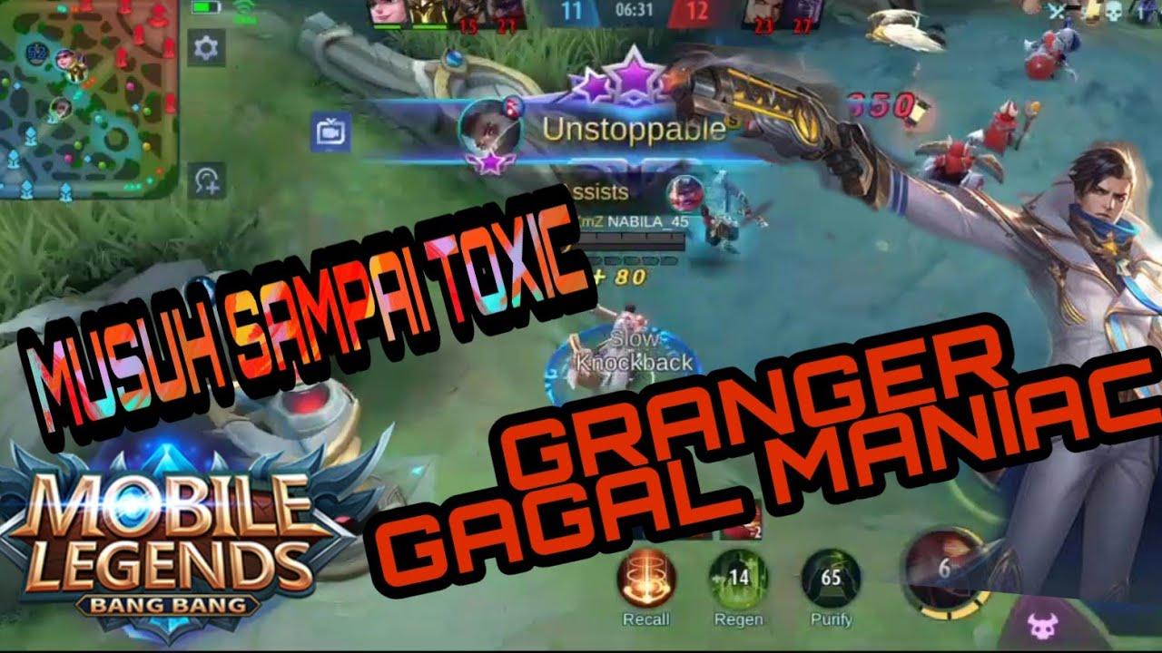 GG TEAM - MOBILE LEGENDS!!! - YouTube