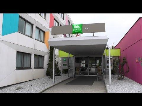 Hotel Ibis Styles Linz Austria - Room, Hall, Restaurant - Visit Tourist Information