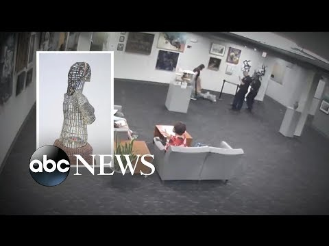 Kansas family may need to pay for $132,000 after son topples statue thumbnail