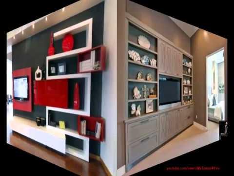 Kesar Interior Furnishing wall mount tv stand cabinets ideas
