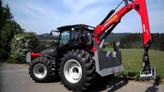 Valtra T 202 Direct Forst - Schlepper MH...