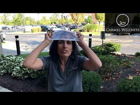 Chiropractor Migraine Headache Relief Tip With Ice