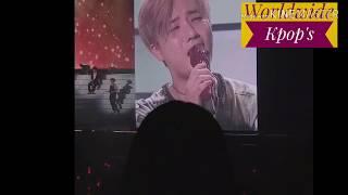 Ikon Crying On The Stage | Ikon Japan Tour 2019 Fukuoka Day1