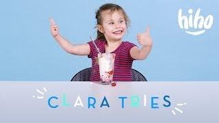Clara Tries | Kids Try | HiHo Kids