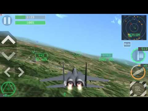 Replay from Strike Fighters Modern Combat! - YouTube