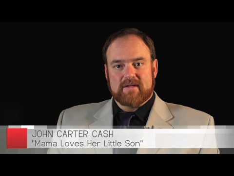 john carter cash discusses momma loves her little son youtube. Black Bedroom Furniture Sets. Home Design Ideas
