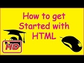 [Javascript Tutorial] How to get started with HTML   basic tutorial - first html page