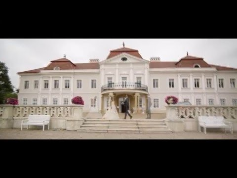 Wedding video - Svadobný klip Oksana & Pavel - Bratislava, Art Hotel Kaštieľ - Tomášov, Dunakiliti