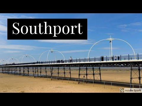 Travel Guide Southport Merseyside Pros And Con's UK Review