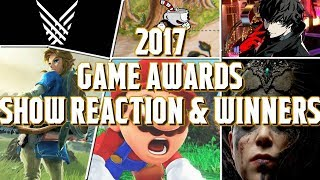 2017 Game Awards Show Reaction & Winners Discussion