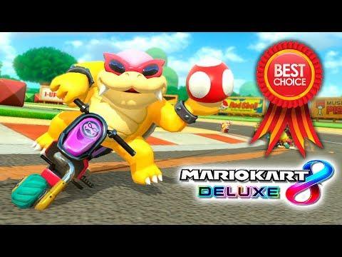 LA NUEVA MEJOR COMBINACIÓN DE MARIO KART 8 DELUXE | Nintendo Switch