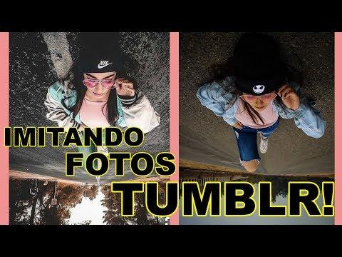 😎 IMITANDO FOTOS TUMBLR!!! ❤️📷  IGNACIA ANTONIA 👑