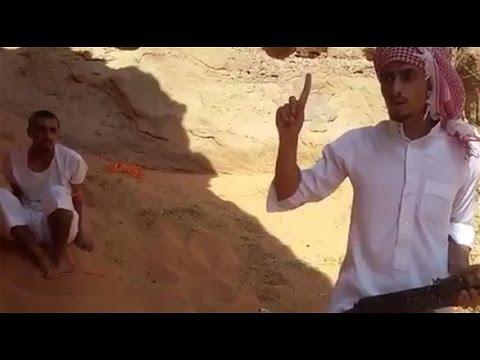 فيديو  القبض على الإرهابي الداعشي الذي قتل إبن عمه في محافظة الشملي وتحليل نفسي للدكتور طارق الحبيب