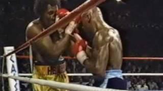 Hagler v Hearns - Fight of the 80