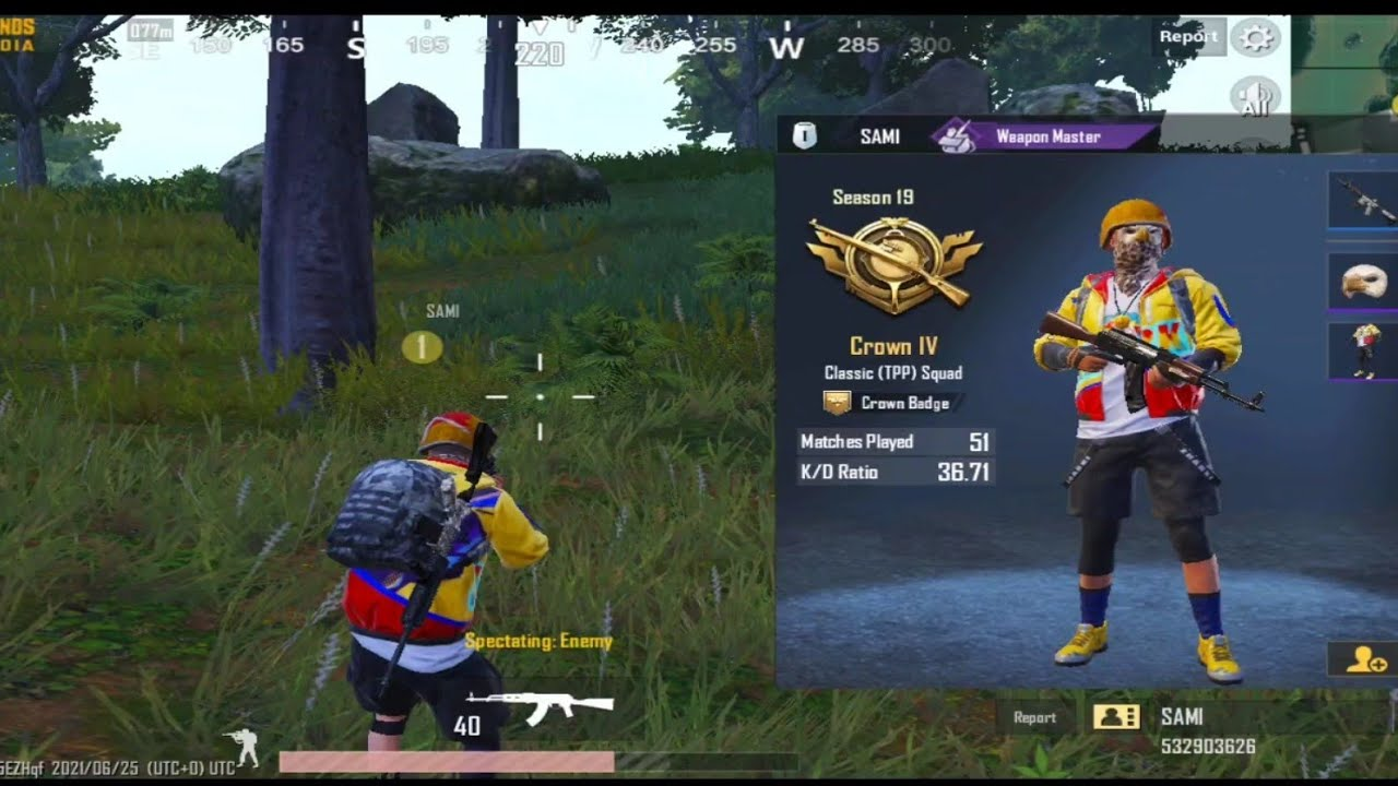 59 Kills, Hacker travelled whole Map in Seconds   First Hacker in Battleground Mobile India #BGMI