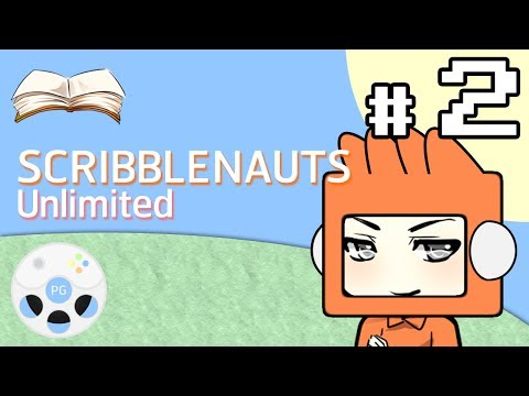 เรียนภาษาอังกฤษจากเกม Scribblenauts Unlimited (2) - สร้างสรรค์ในเมืองใหญ่