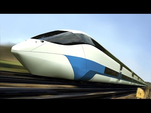 MegaStructures - Future Trains (National Geographic Documentary)
