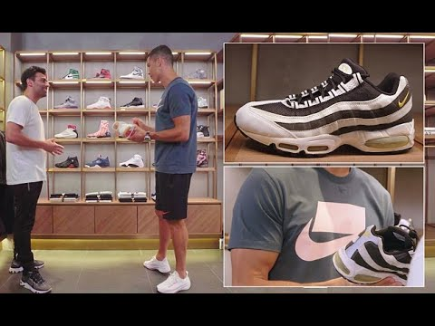 Breaking News Ronaldo has already spoken to Nike about