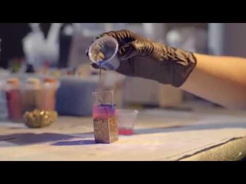 Secret Wood rings: how it's made