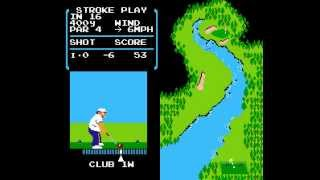 NES Longplay [349] Golf