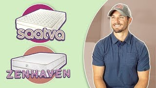 Zenhaven Vs Saatva | Mattress Review Guide (2019 Update) Reviews