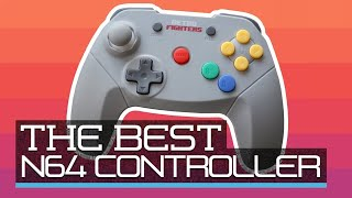 The Best N64 Controller Ever Made | Retro Fighters Brawler64 Gamepad Review