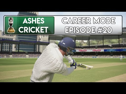 PICK ME! PICK ME! - Ashes Cricket Career Mode #20