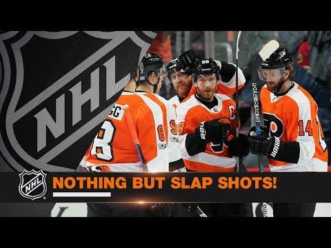 The Best Slap Shot Goals from Week 5