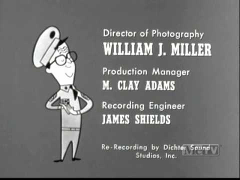 "The Phil Silvers Show Closing (1957)/ Viacom ""V of Steel"" (1986)"