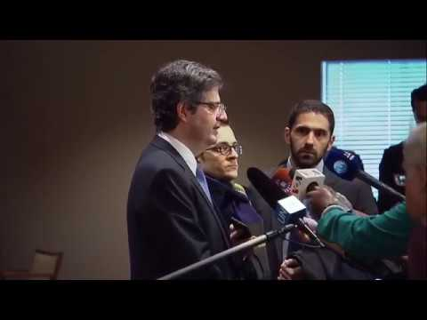 Francois Delattre (France)  on the Middle East - Security Council Media Stakeout (08 December 2017)