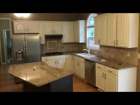 Kitchen Cabinet Refinishing In Westlake Ohio Youtube