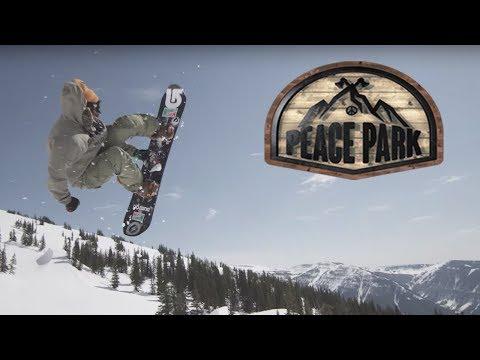 Peace Park - [UHD 4K] Official Trailer - Burton Snowboards