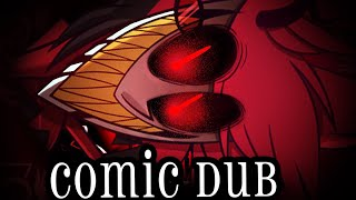 【Hazbin Hotel Comic Dub】The Radio Demon, or A Day In The After Life (Alastor Official Comic)