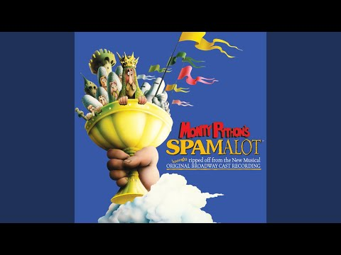 various artists always look on the bright side of life company bow original broadway cast recording spamalot