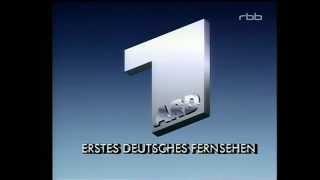 ARD - Ident Erstes Deutsches Fernsehen [17.12.1989]