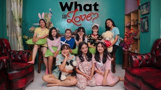 Twice 트와이스  what Is Love? M/v Cover  Parody   Indonesian Movie Ver.  By Cavend